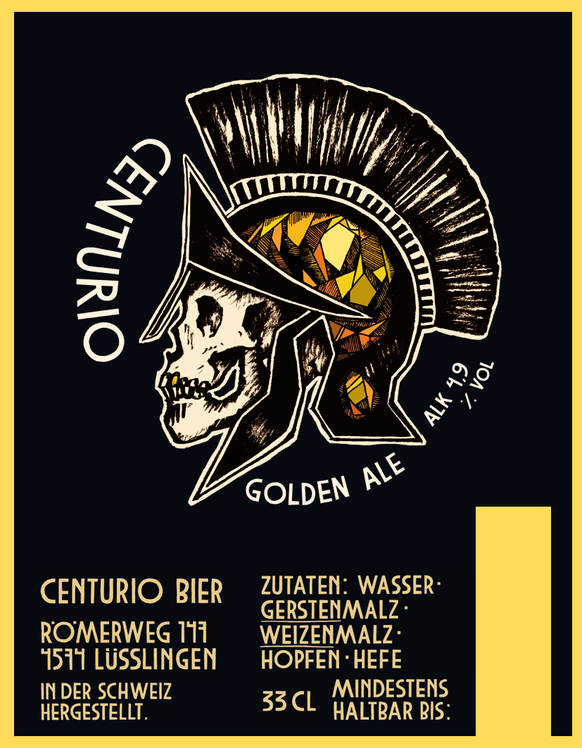 Centurio Golden Ale
