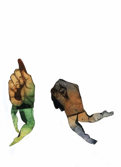 Handtanz