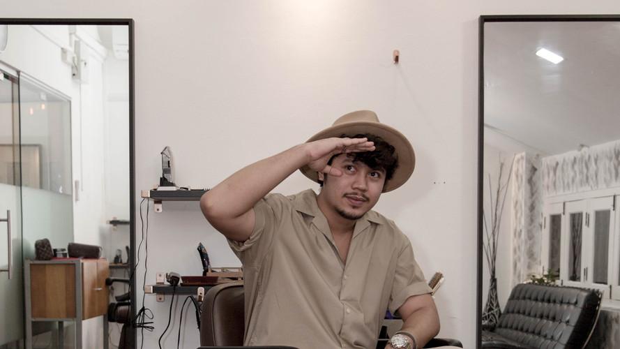 Ameer Safari Man