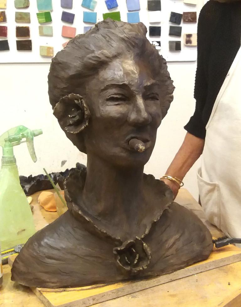 portrait-sculpture-paris-atelier-libre