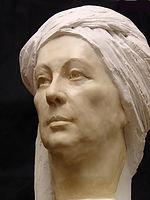 portrait-femme-sculpture-paris
