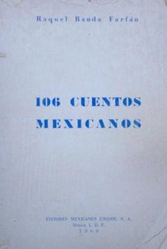 Raquel Banda Farfan_106 cuentos mexicano