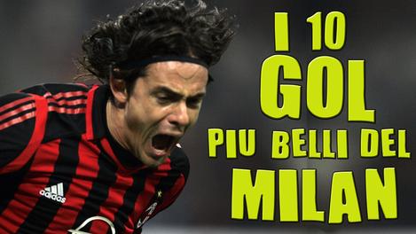 I 10 Gol Più Belli del Milan   (2007)