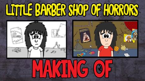 Little Barber Shop of Horrors MAKING OF | (2019)