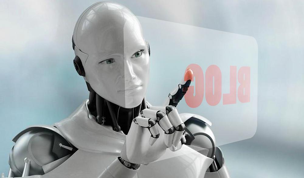 Robot Blog