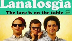 The Love is on The Table - Lanalosgia   2013