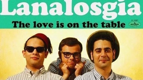 The Love is on The Table - Lanalosgia | 2013