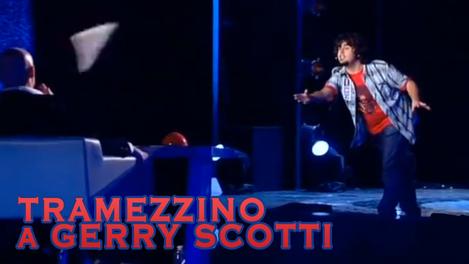 Tramezzino a Gerry Scotti | (2012)