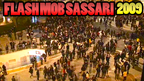 Flash Mob Sassari | (2009)