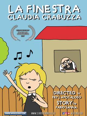 Claudia Crabuzza - La Finestra