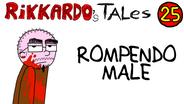 25 - Rompendo Male | (2013)