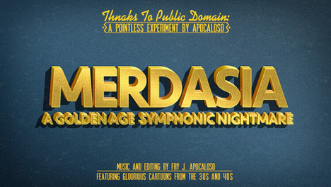 Merdasia: A Golden Age Symphonic Nightmare | (2018)