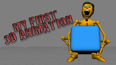 My First 3D Animation | 2014