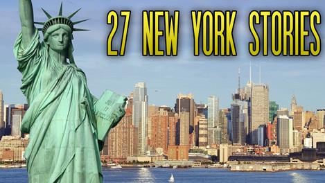 27 New York Stories | 2011