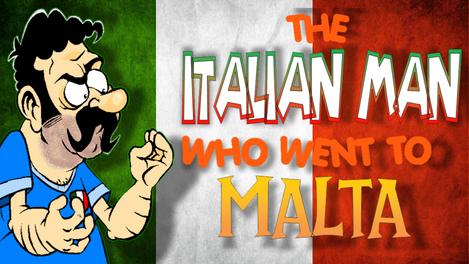 The Italian Man Who Went To Malta | 2009