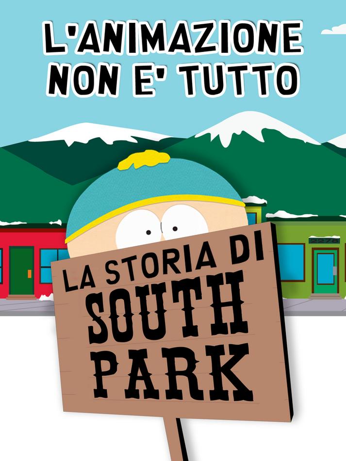La Storia di South Park | (2020)