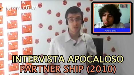 Partner Ship (Intervista)   2010