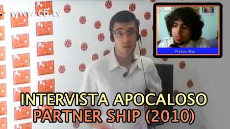 Partner Ship (Intervista) | 2010