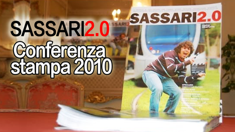 Sassari 2.0 - Conferenza Stampa   2010