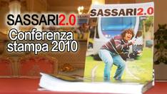 Sassari 2.0 - Conferenza Stampa | 2010