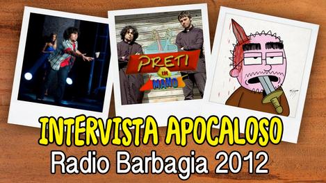 Radio Barbagia (Intervista) | 2012