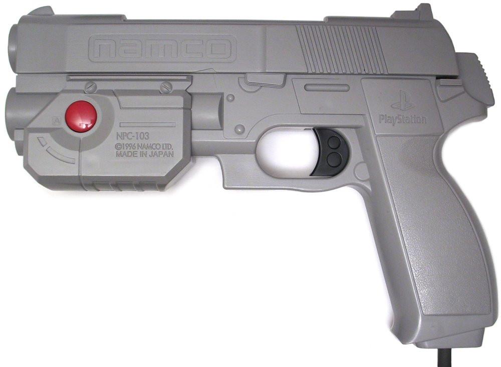 Namco Gun