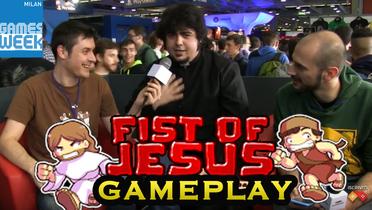 Fist of Jesus Gameplay | (2014)