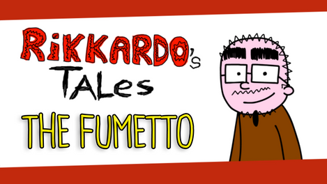Rikkardo's Tales: The Fumetto | (2018)