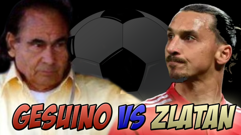 Gesuino VS Zlatan | (2007)