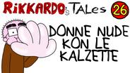 26 - Donne Nude Kon Le Kalzette | (2013)