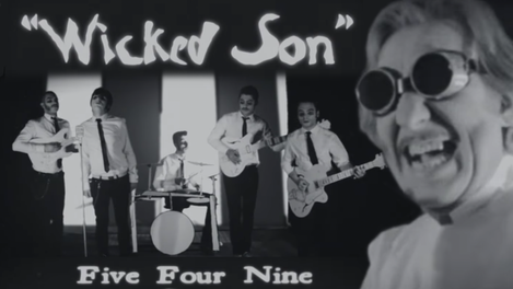 Wicked Son - FiveFourNine | 2012