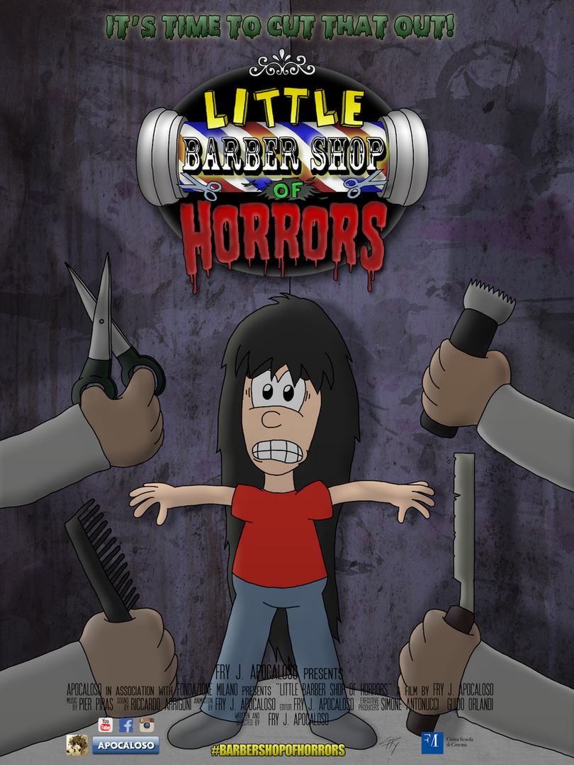 Little Barber Shop of Horrors