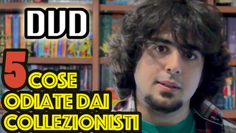 DVD: 5 Cose Odiate Dai Collezionisti | (2012)