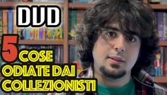 DVD: 5 Cose Odiate Dai Collezionisti   2012