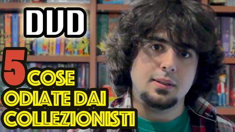 DVD: 5 Cose Odiate Dai Collezionisti | 2012