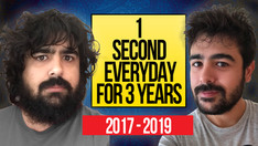 1 Second EveryDay For 3 Years | (2020)