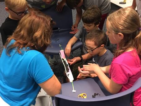 Building teams that build robots