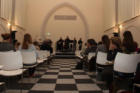 Concert voor Stichting Kom over en Help