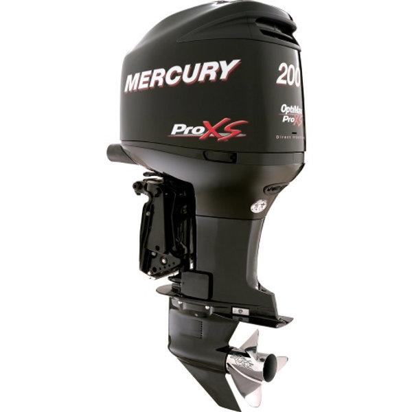 Mercury 200L Optimax ProXS 4 stroke 200 HP Outboard Motor -2018 |  Turbomarines