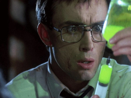 Re-Animator(Review)[Twisted Throwback Thursday]