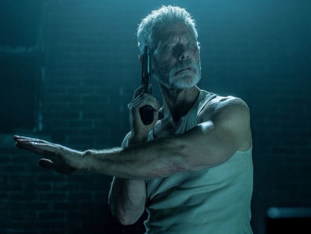 Don't Breathe(Review)[Terrifying Theatrical Tuesday]