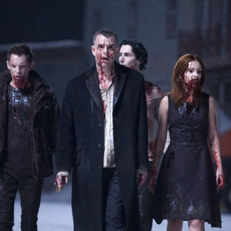 30 Days Of Night(Review)(Happy Horrordays #7)[Terrifying Theatrical Tuesday]