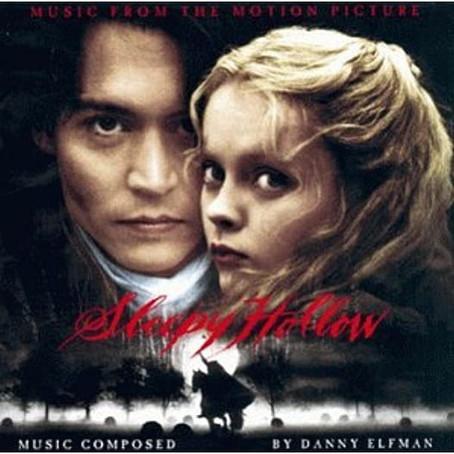 Sleepy Hollow Original Soundtrack Review[Musical Monday]