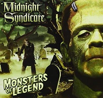 Midnight Syndicate - Monsters of Legend(Review)[Musical Monday]
