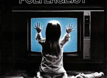 Poltergeist(1982) Soundtrack Review[Musical Monday]