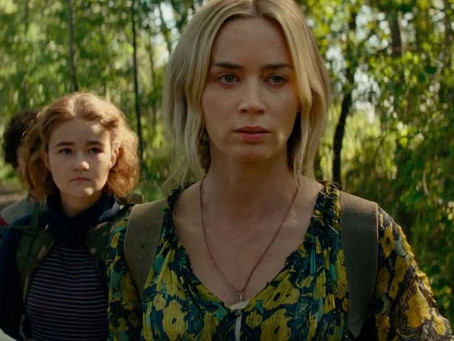 A Quiet Place Part II(Review)[Terrifying Theatrical Tuesday]