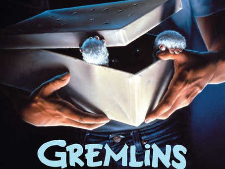Gremlins Original Soundtrack Review{Musical Monday]