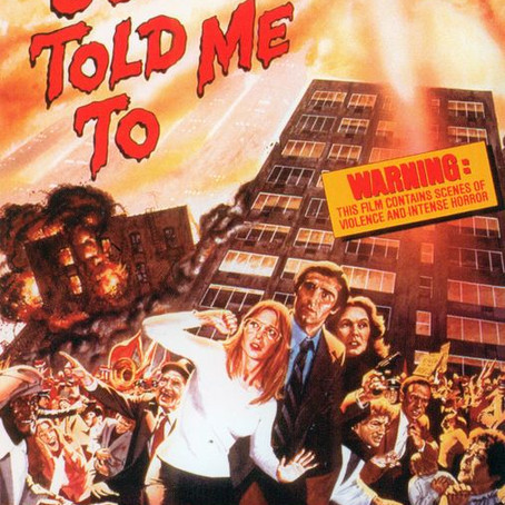 God Told Me To(1976)(Review)[Flashback Friday]