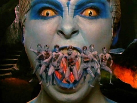 Lair of the White Worm(1988)(Review)[Weirdo Wednesday]