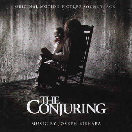 The Conjuring Original Motion Picture Soundtrack[Musical Monday]